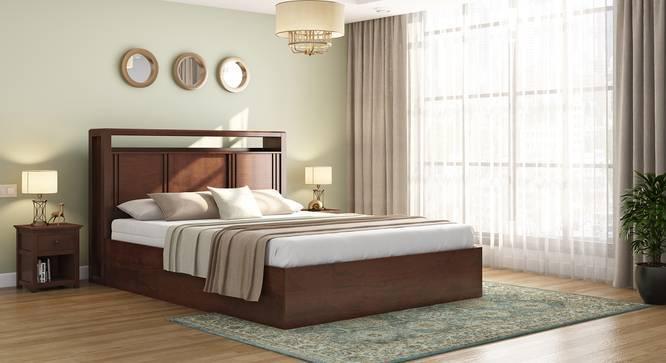 Dixon Storage Bed With Headboard