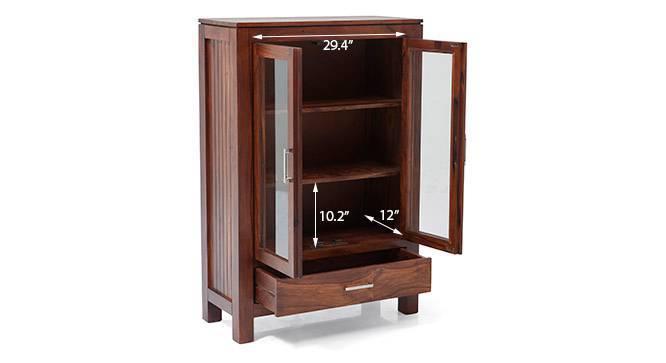 Carnegie crockery cabinet teak 16 17
