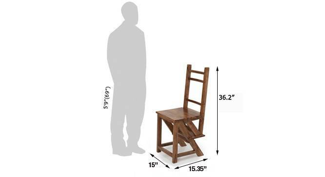 Attica transforming ladder chair teak finish img 6791 as smart object 1sil teak 1