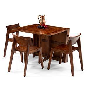 Danton 3 To 6 Gordon Seater Folding Dining Table Set Teak
