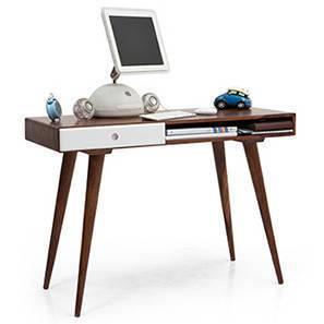Roswell desk black teak finish 00 img 0301