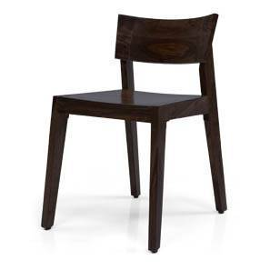 Gordon Chair (Mahogany Finish) by Urban Ladder