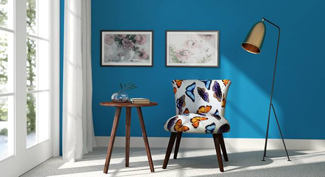 Robbins Lounge Chair (Flutter) by Urban Ladder