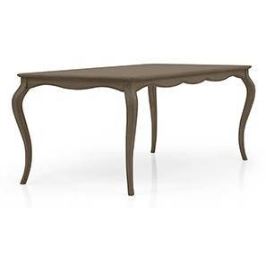 Lyon 6 Seater Dining Table (Sepia Oak Finish) by Urban Ladder
