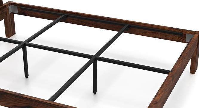 Boston Essential Bedroom Set (Teak Finish) (Queen Bed Size) by Urban Ladder