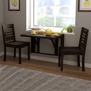Blaine capra 2 seater wall mounted dining table set 00 lp