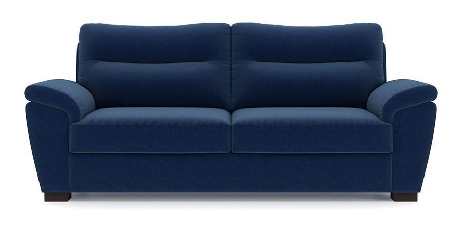 Adelaide Sofa (Cobalt Blue) - Urban Ladder