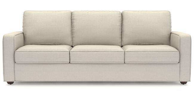 Apollo Sofa Set (Pearl, Fabric Sofa Material, Regular Sofa Size, Soft Cushion Type, Regular Sofa Type, Master Sofa Component, Regular Back Type, Regular Back Height)