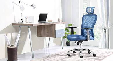 Ergonomic study chairs