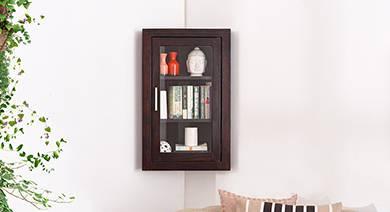 Storage Living Wall Shelves