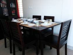 Dining Table Was The Only Missing Furniture At Our New Home We Wanted A