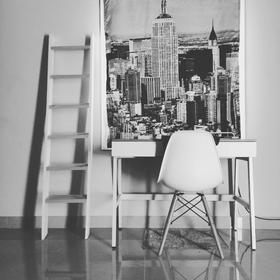 Workस्टेशन #newhome #interiordesign #urbanladder #tinyhome